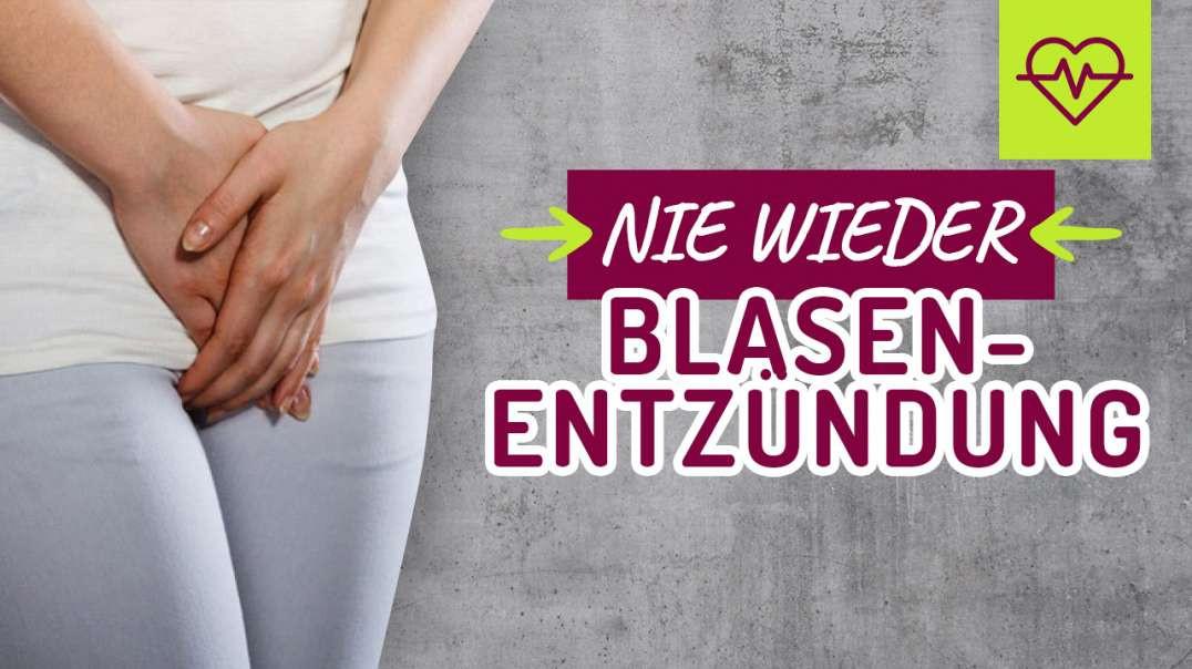 Nie wieder Blasenentzündung ! 5 Tipps