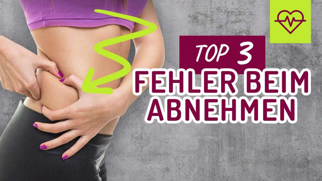 170 - TOP 3 Low Carb FEHLER beim ABNEHMEN. Low Carb Diät. Coach Cecil 2017/2018