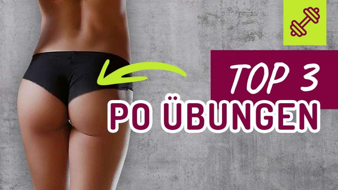 Top 3 Übungen knackiger Po Hip Dips Lösung