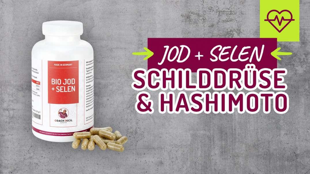 Jod & Selen ist ein MUSS ! Schilddrüse, Hashimoto, Übergewicht, schlechte Haut, Krebs! Coach C