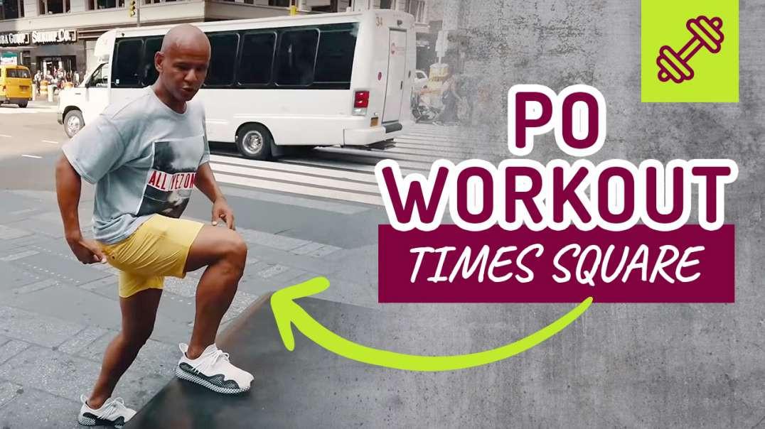 NY Broadway PO Workout !