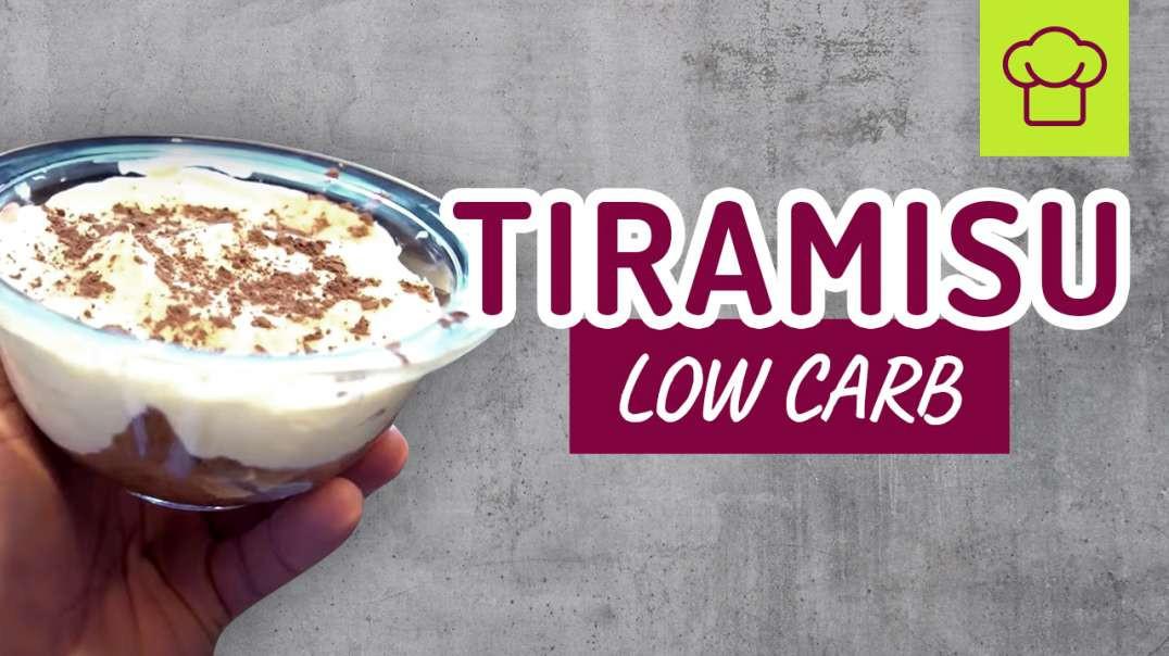 Das LECKERSTE LOW CARB TIRAMISU der WELT�� Low Carb Rezepte