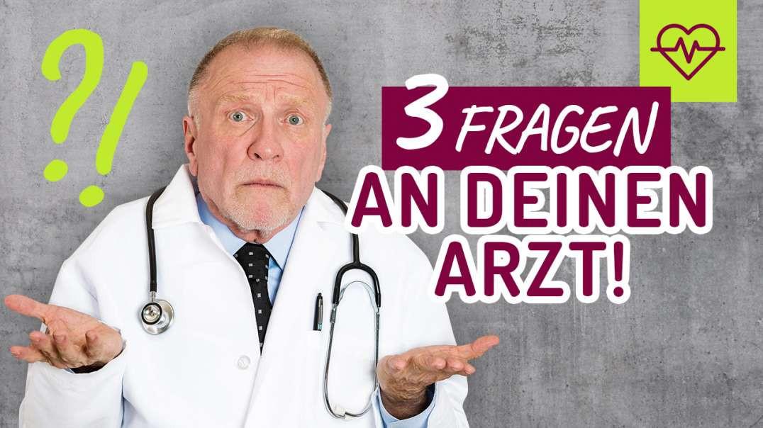 Diese 3 Fragen kann dein Arzt nicht beantworten