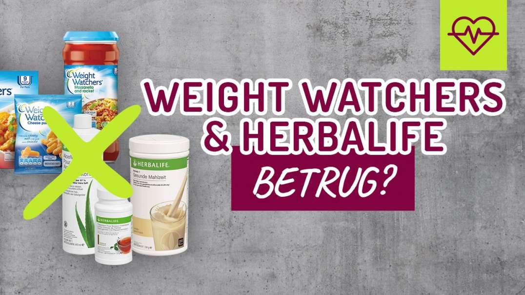 Weight Watchers HerbaLife. 2018