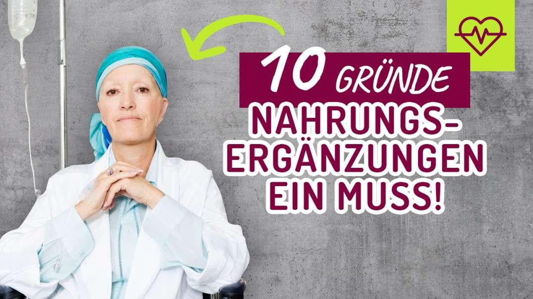 Ohne NEs haben wir ein großes gesundheitliches Problem! 10 Gründe
