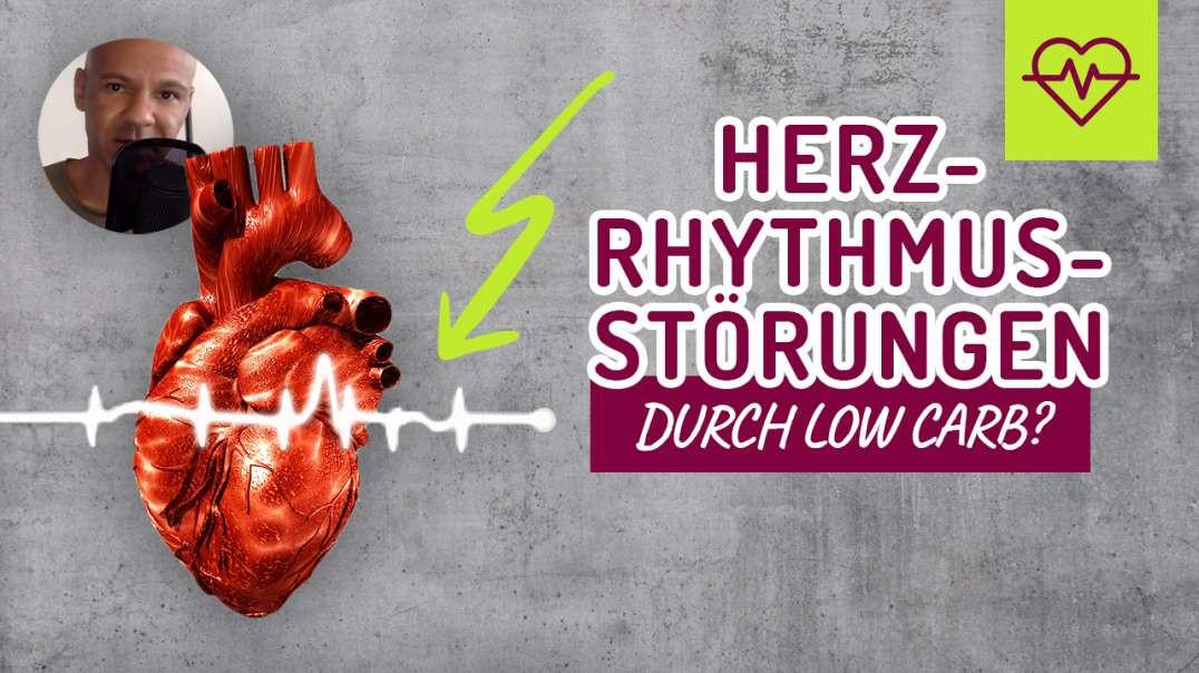 Herzrhythmusstörungen durch LOW CARB ? Bella Hadid's Diät ist GIFT für das HERZ ?