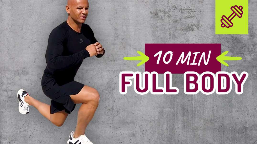 Extremes 10min Full Body Workout