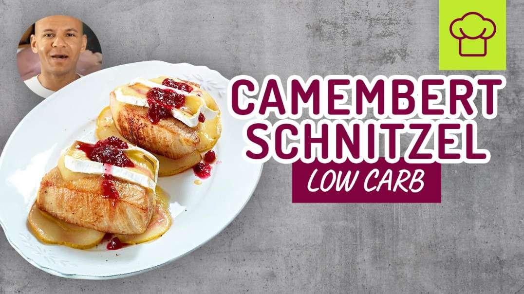 Das leckerste Camembert Schnitzel der Welt