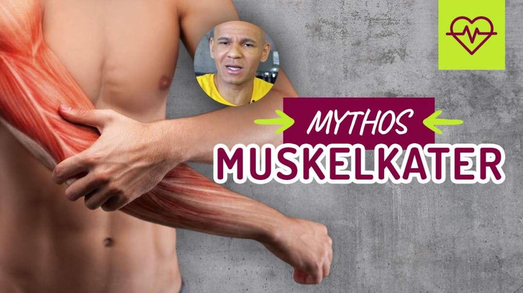 Mythos Muskelkater.