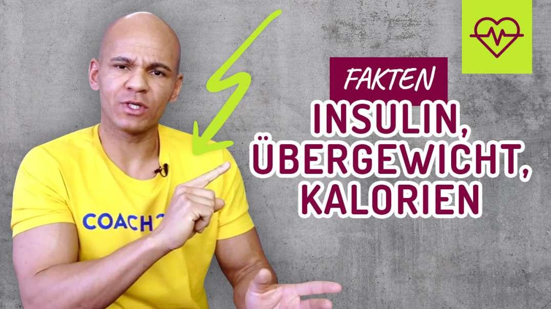 Insulin, Ãœbergewicht, Kalorien