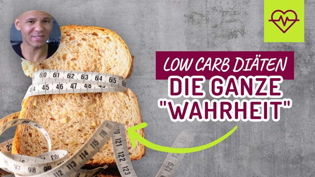 """Low Carb Diäten - Die ganze """"Wahrheit"""" - meine Antwort auf MaiLab."""