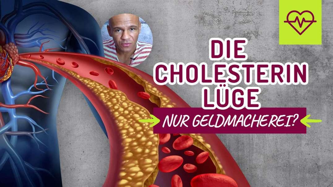 44 - Die Cholesterin LÃœGE. Nur GELDMACHEREI ?   Coach Cecil 2017/2018