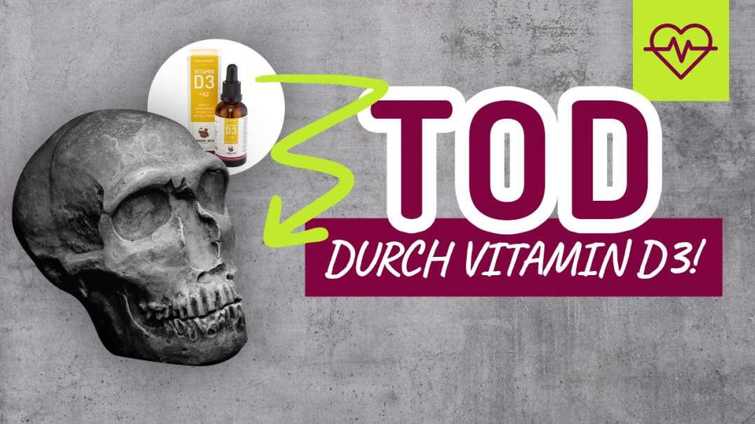 115 - TOD durch Vitamin D3 ? 80% ALLER Deutschen !  Coach Cecil 2017/2018