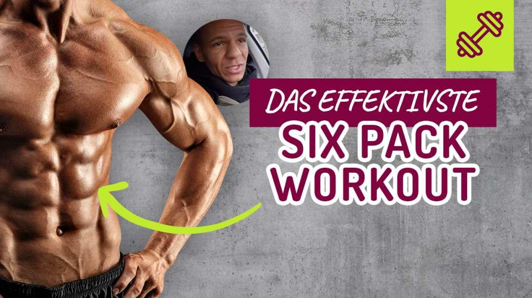 Das effektivste SIX Pack Workout im Studio. 2016