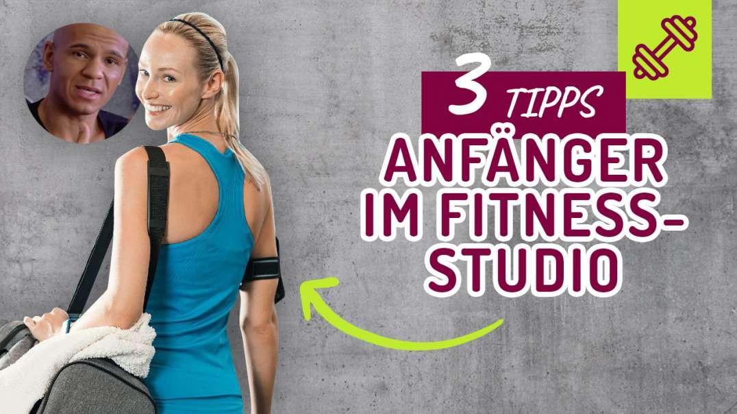 113 - 3 Tipps für Anfänger im Fitness Studio. TEUFELSKREIS.  Coach Cecil 2017/2018