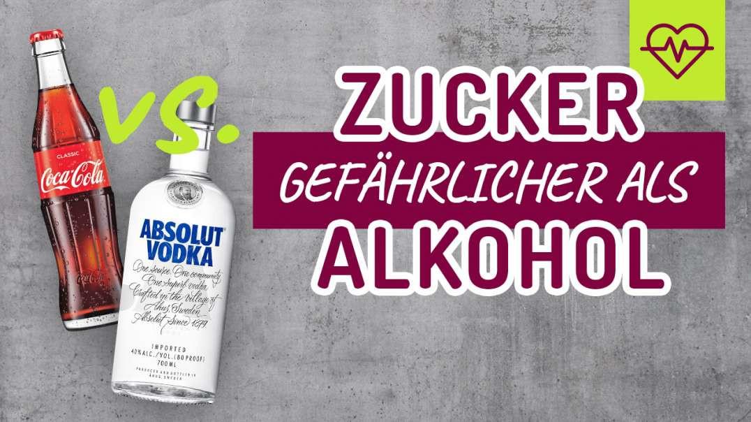 ZUCKER !! die SCHLIMMSTE DROGE und gefährlicher als Alkohol ? Coach Cecil
