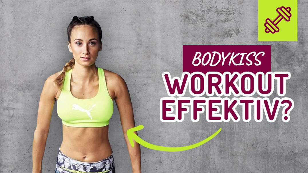 Gefahr ! Body Kiss Workout - 30 Minuten maximale Fettverbrennung | HIIT Fatburn