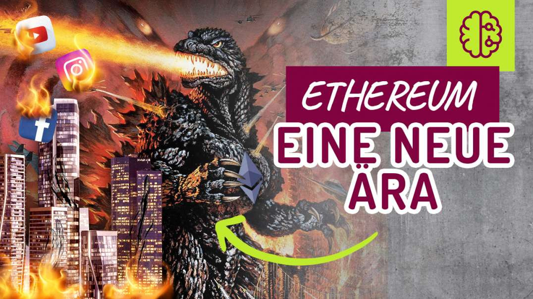 Ethereum wird Social Media und Banken ZERSTÖREN !