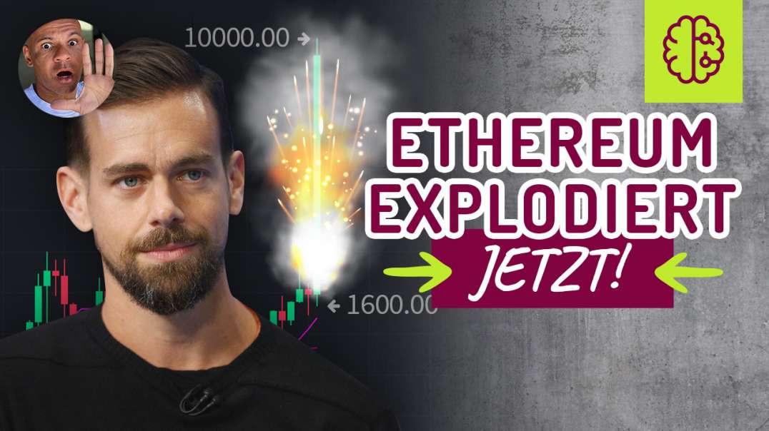 Ethereum wird genau JETZT explodieren! 2,5 Mio !!