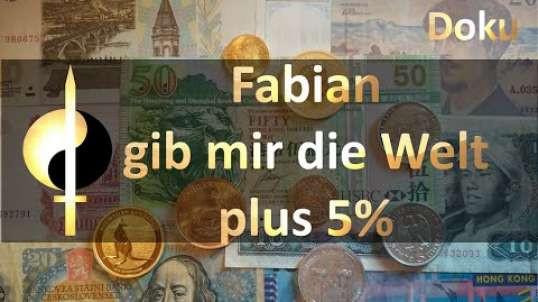 Gib Mir Die Welt Plus 5 Prozent - Warum überall Geld fehlt - Goldschmied Fabian