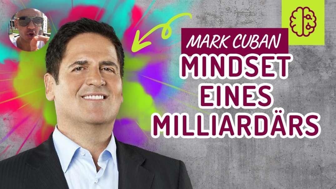 Marc Cuban's Milliardär Mindset. Genaue Anleitung aus dem Hamsterrad ! Coach Cecil