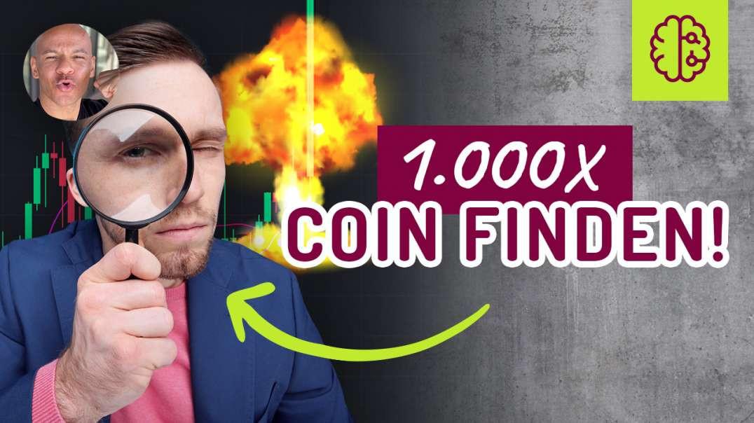 1.000x Coin finden Ist es möglich aus 1.000€  EINE MILLION zu machen ?