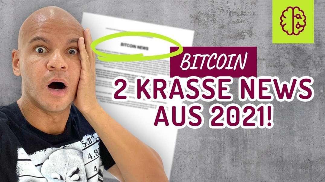 Krassesten ZWEI News EVER ! Bitcoin EXPLOSION. S.E.C.!!!! Coach Cecil