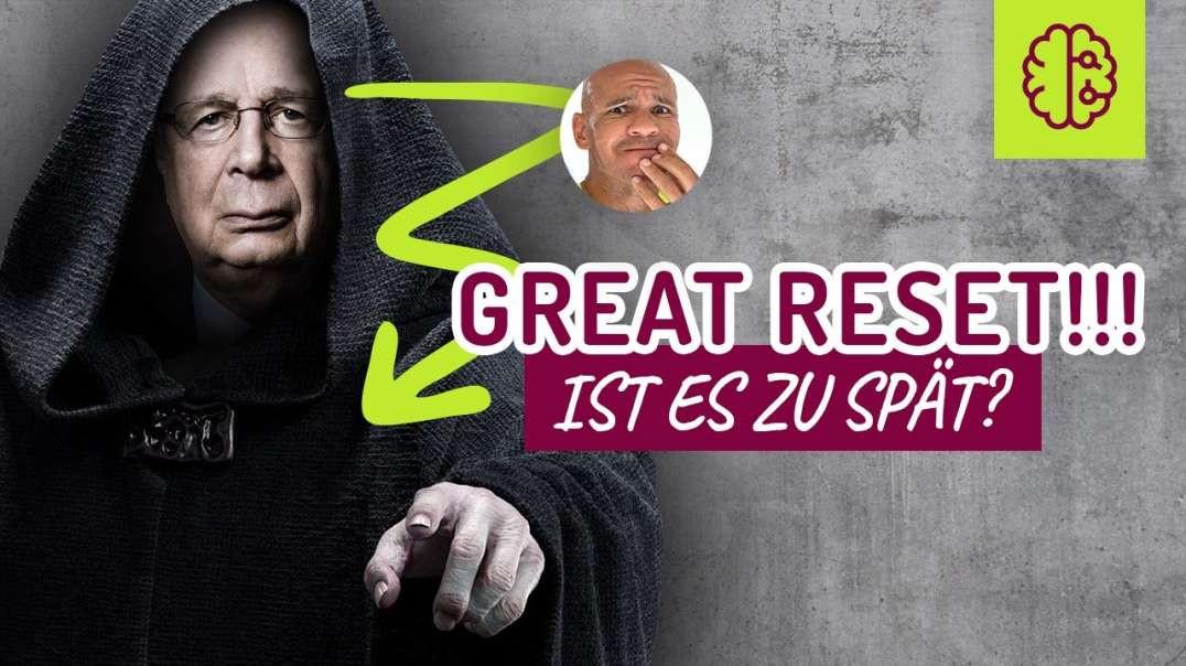 Great Reset ! FinanzCrash ! Wir SOLLEN alle PLEITE gehen ! WICHTIG! TEILEN ! Coach Cecil