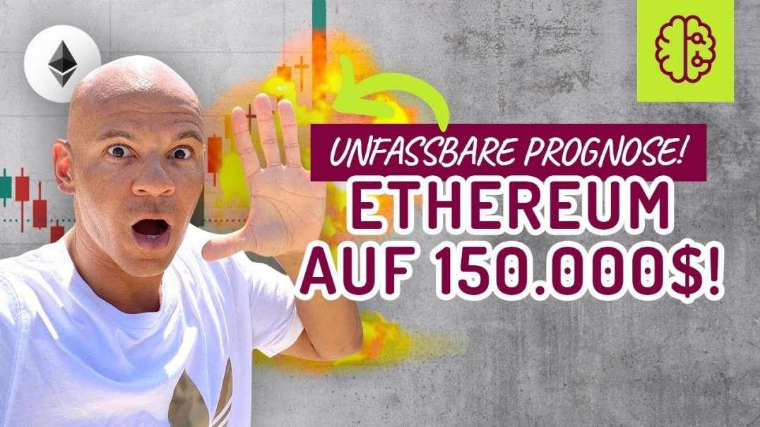 ANALYSE ! Ethereum auf 150 000$ zum Jan  2023 !!! TEILEN !!