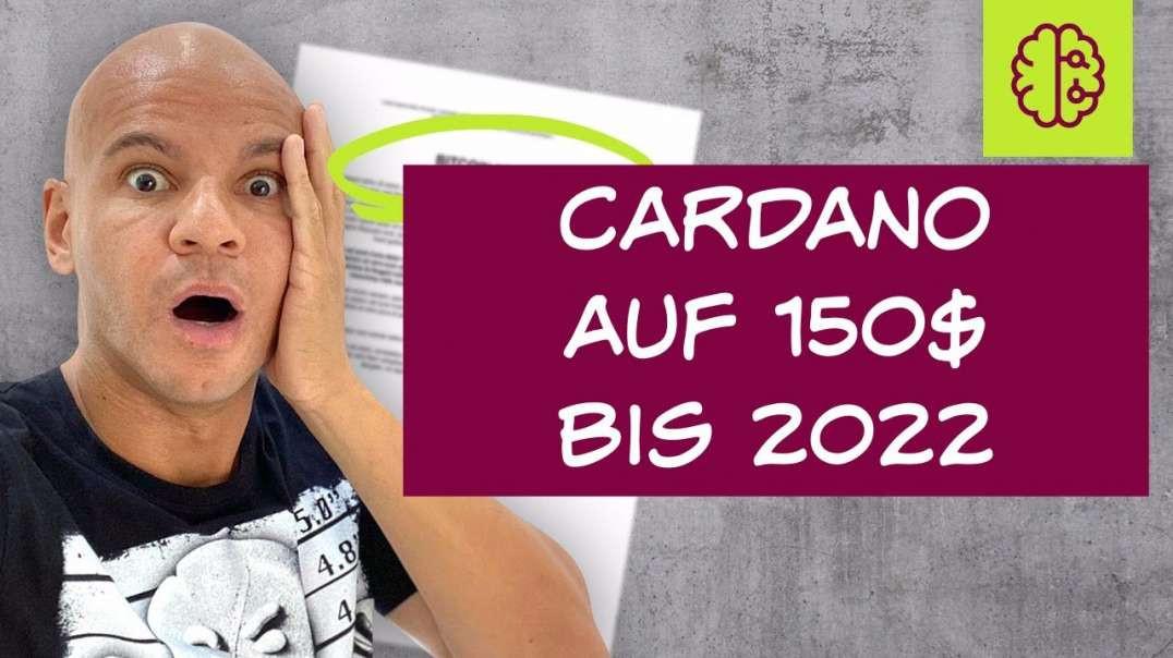 WARNUNG ! BETRUG ! Cardano auf 150$ bis 2022 laut Charles Hoskinson !? Jetz kaufen ? Coach Cecil