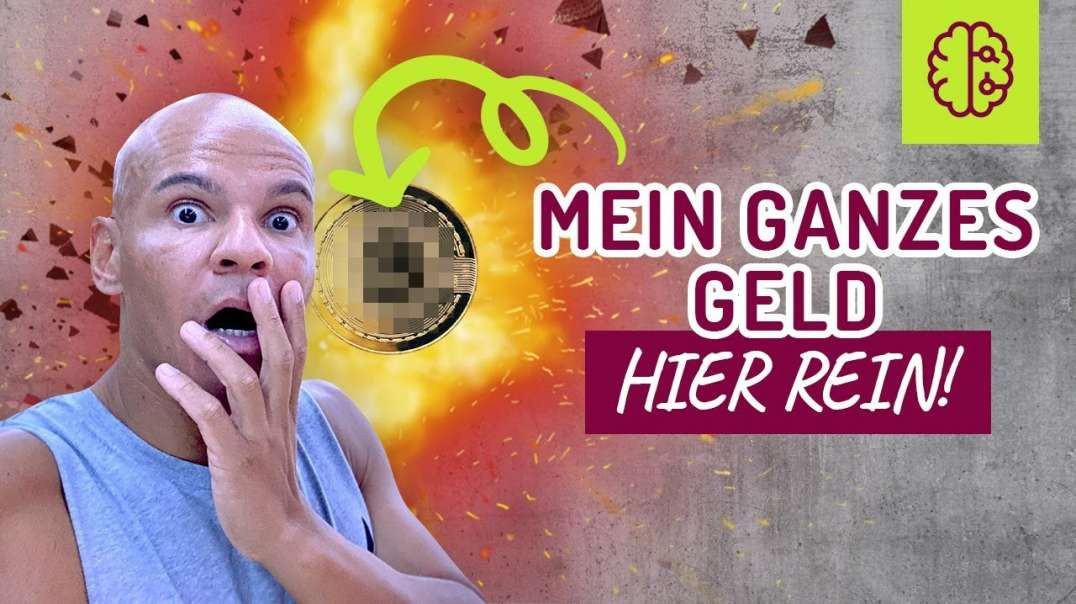 RISKANT !! Mein GANZES Geld gestern in DEN Coin gesteckt !!